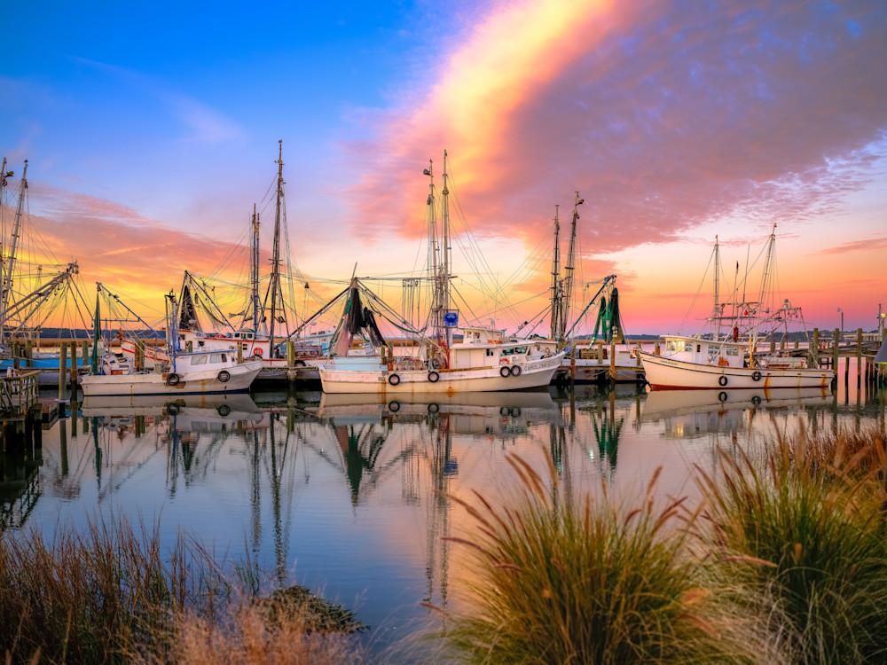 dockside_sunrise