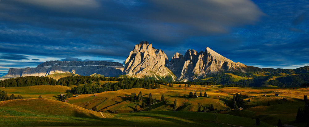 A Sunrise Panorama 11ret Photography Art | RaberEYES