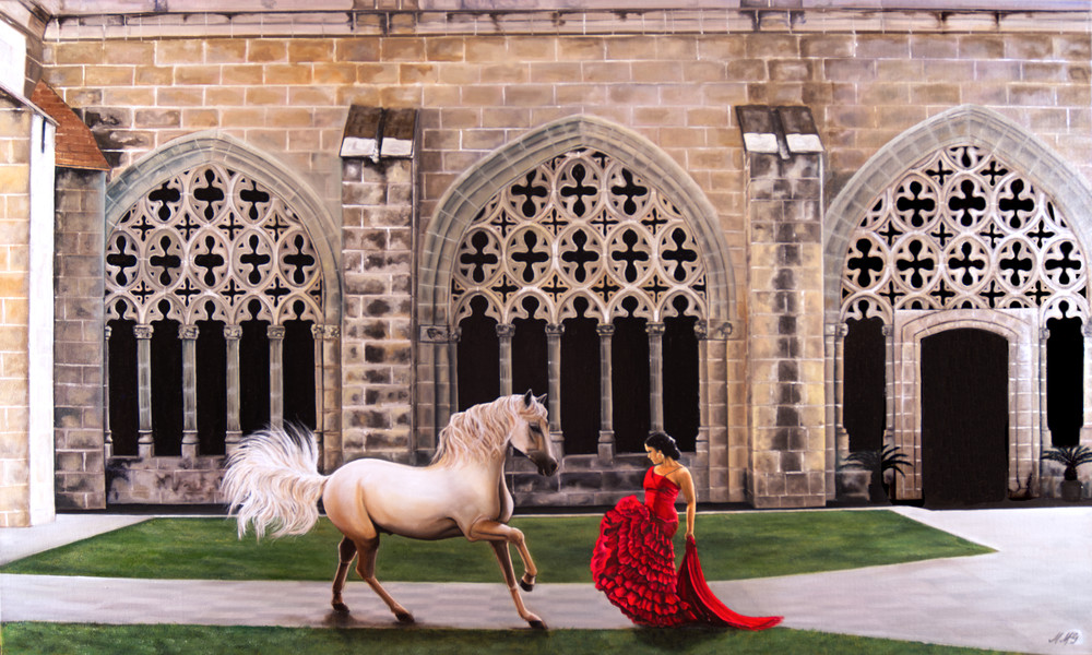 Equestrian Cloisters