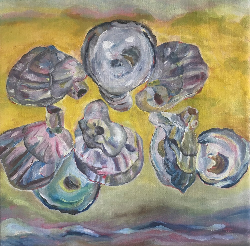 Oyster Fantasia Art | Friday Harbor Atelier