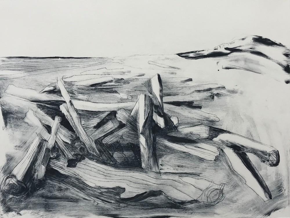 Shelter Series, San Juan Island Art | Friday Harbor Atelier