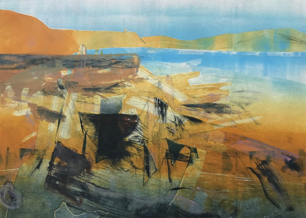 Shelter Series, South Beach Art | Friday Harbor Atelier