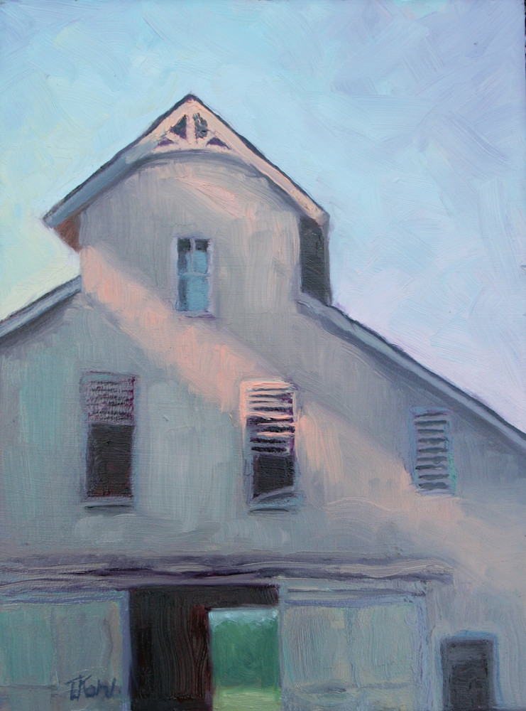 Quiet Of A Tennessee Morn Art | Thalia Kahl