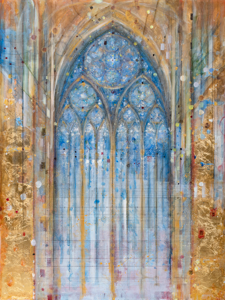 Cathedral Of Sound Art | Freiman Stoltzfus Gallery