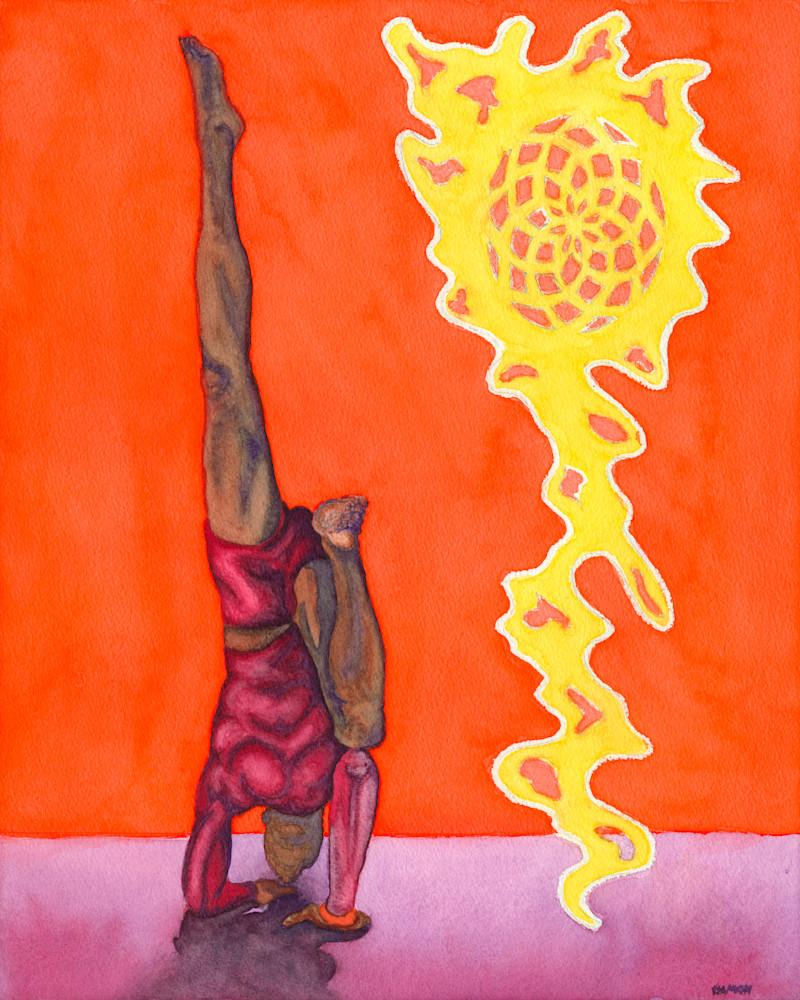 One Legged Crow Art | Damon Powell - Artist & Theologian