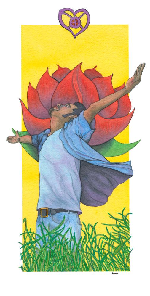 Winds Of Hope Art   Damon Powell - Artist & Theologian