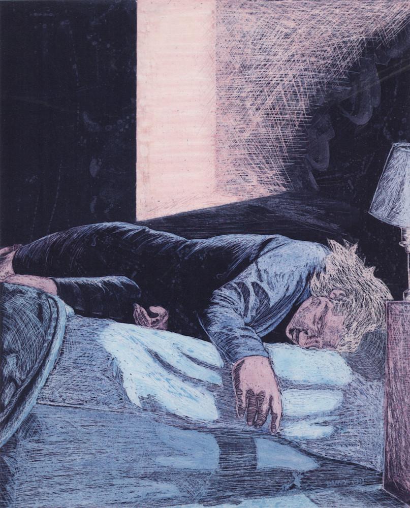 Blue Monday  Art   Damon Powell - Artist & Theologian