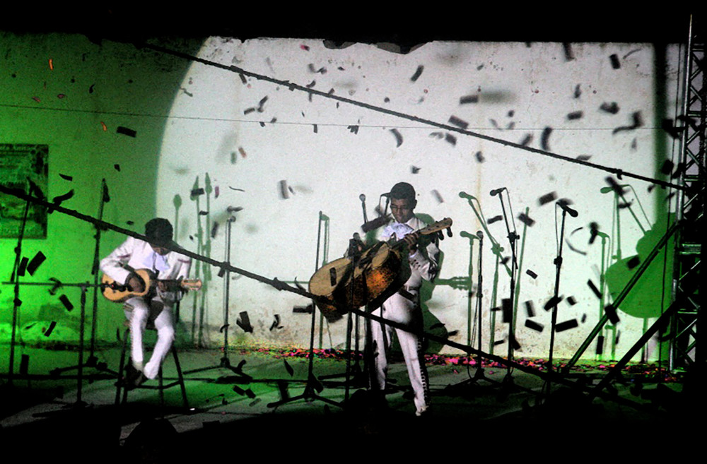 Mariachi Confetti  Photography Art | Galeria Mañana