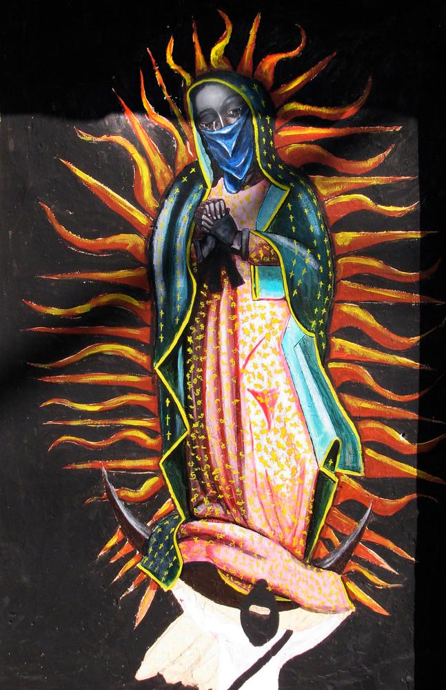 La Zapatista Photography Art | Galeria Mañana