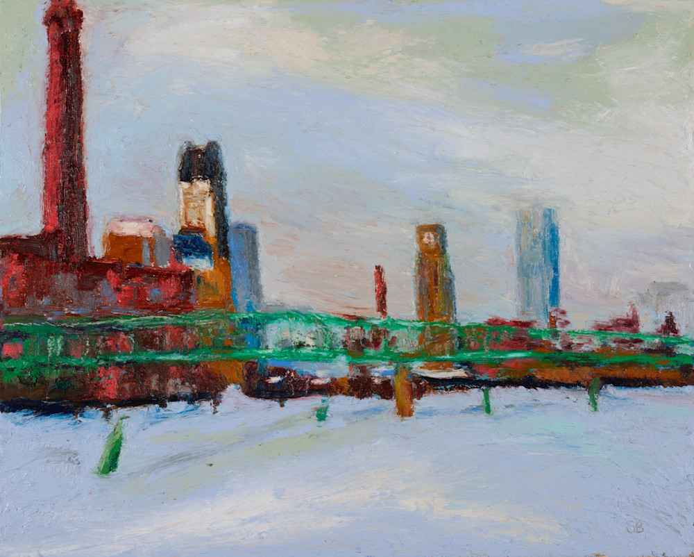 Canal View- Prints