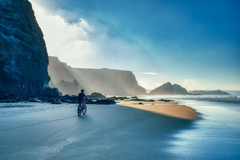 Winter Beach In Cornwall Photography Art | Martin Geddes Photography
