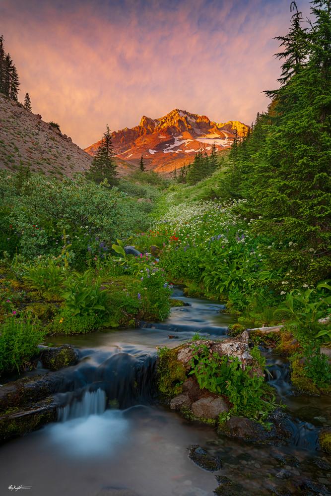 Paradise Falls Art | Jeffrey Knight Photography