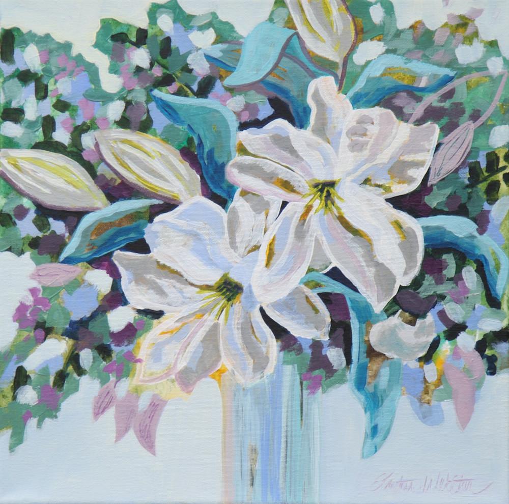 Risen With Hope  Art | Kristin Webster Art Studio