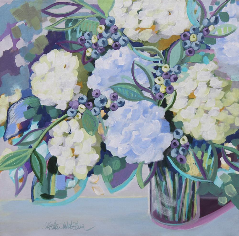 Star Berry Delight  Art | Kristin Webster Art Studio
