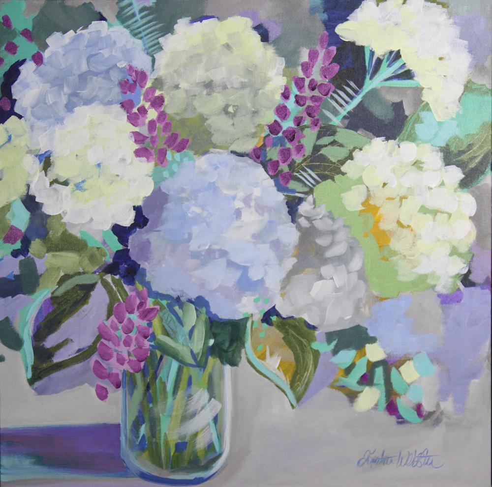 The Gathering  Art | Kristin Webster Art Studio