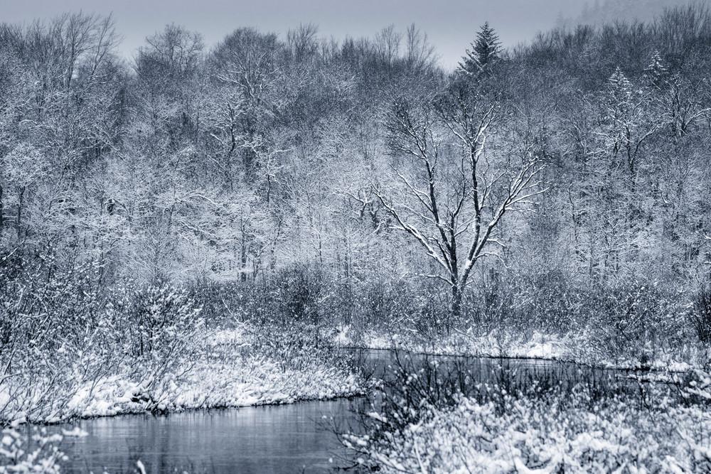 Moose River Winter 2020 V2 Photography Art   Kurt Gardner Photogarphy Gallery