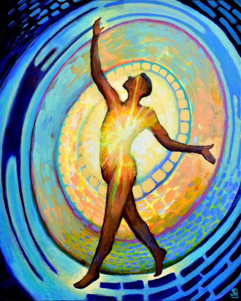Transcen-Dance, by Jenny Hahn