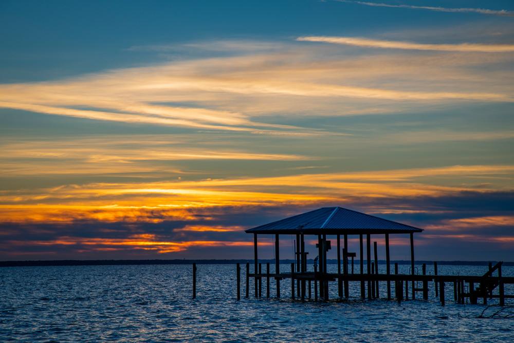 Lake George sunrise - Florida photography prints