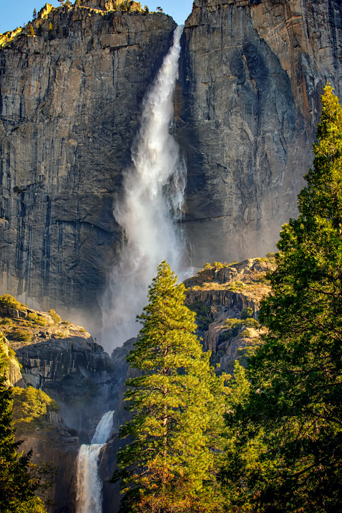 Yosemite Falls | Shop Photography by Rick Berk
