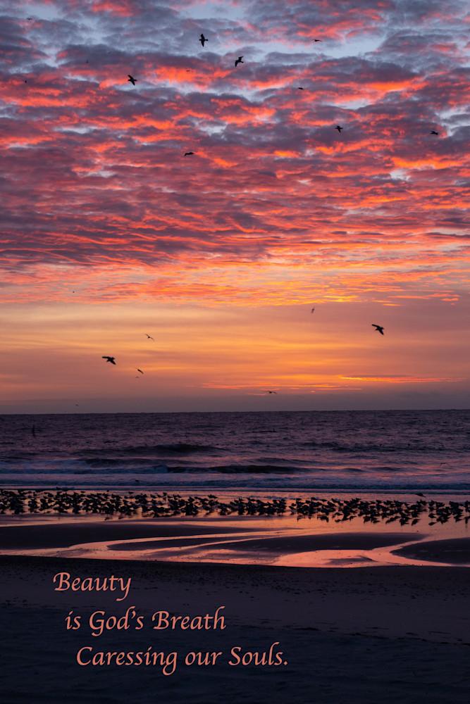 Beauty is... Sunrise, Beach, Sky - shop fine art prints | Closer Views