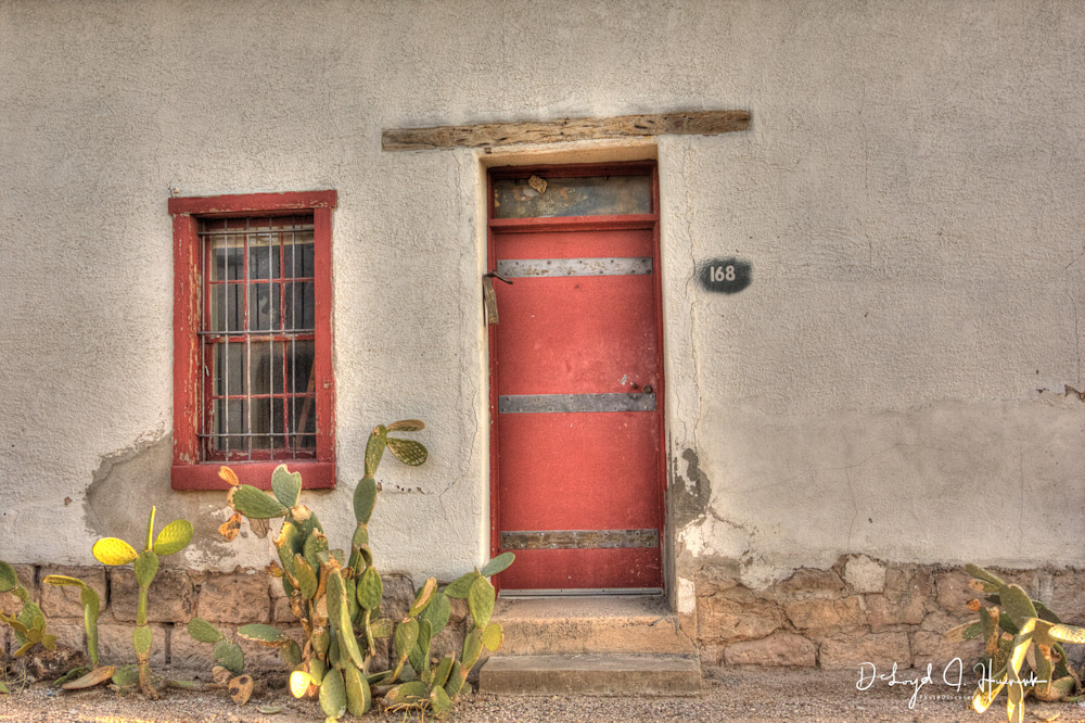 """Red Door...Red Window..."", PhotoDiscoveries"