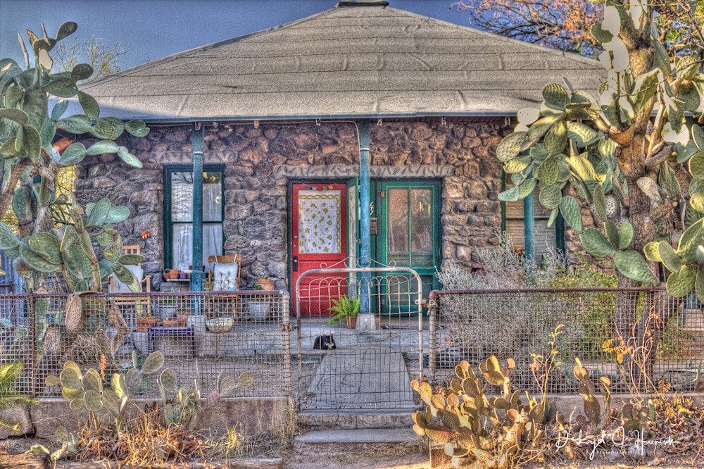"""""""Cat on Porch"""", PhotoDiscoveries"""