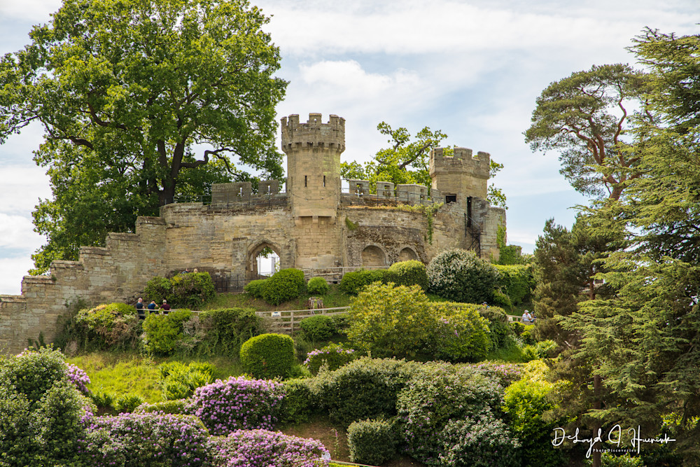 """Warwick Castle"" Photography Art 
