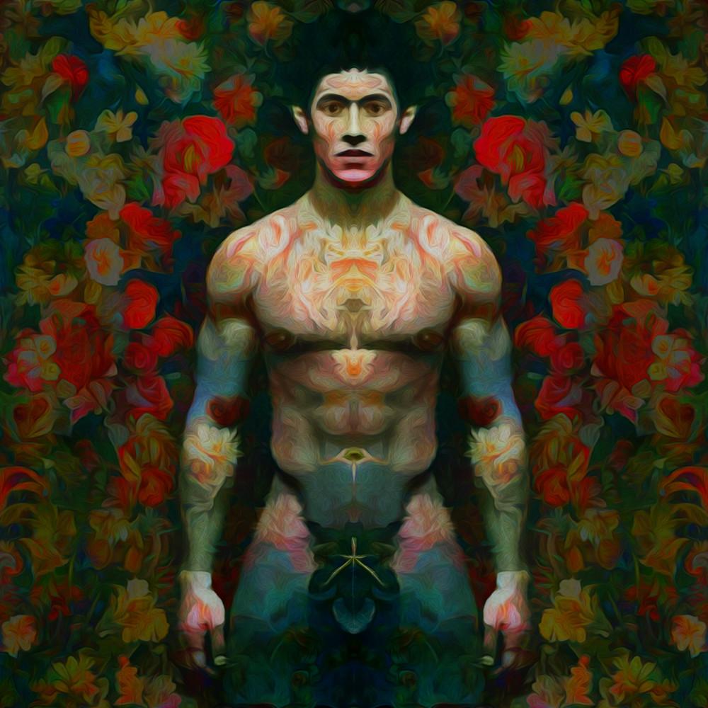 Hybrid   Adam Keeper Of Flowers Art | SkotoArt