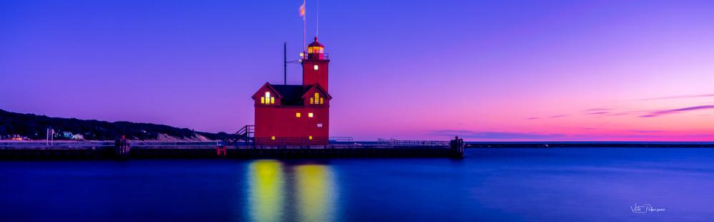 Big Red Light House, Lake MI, Holland, MI