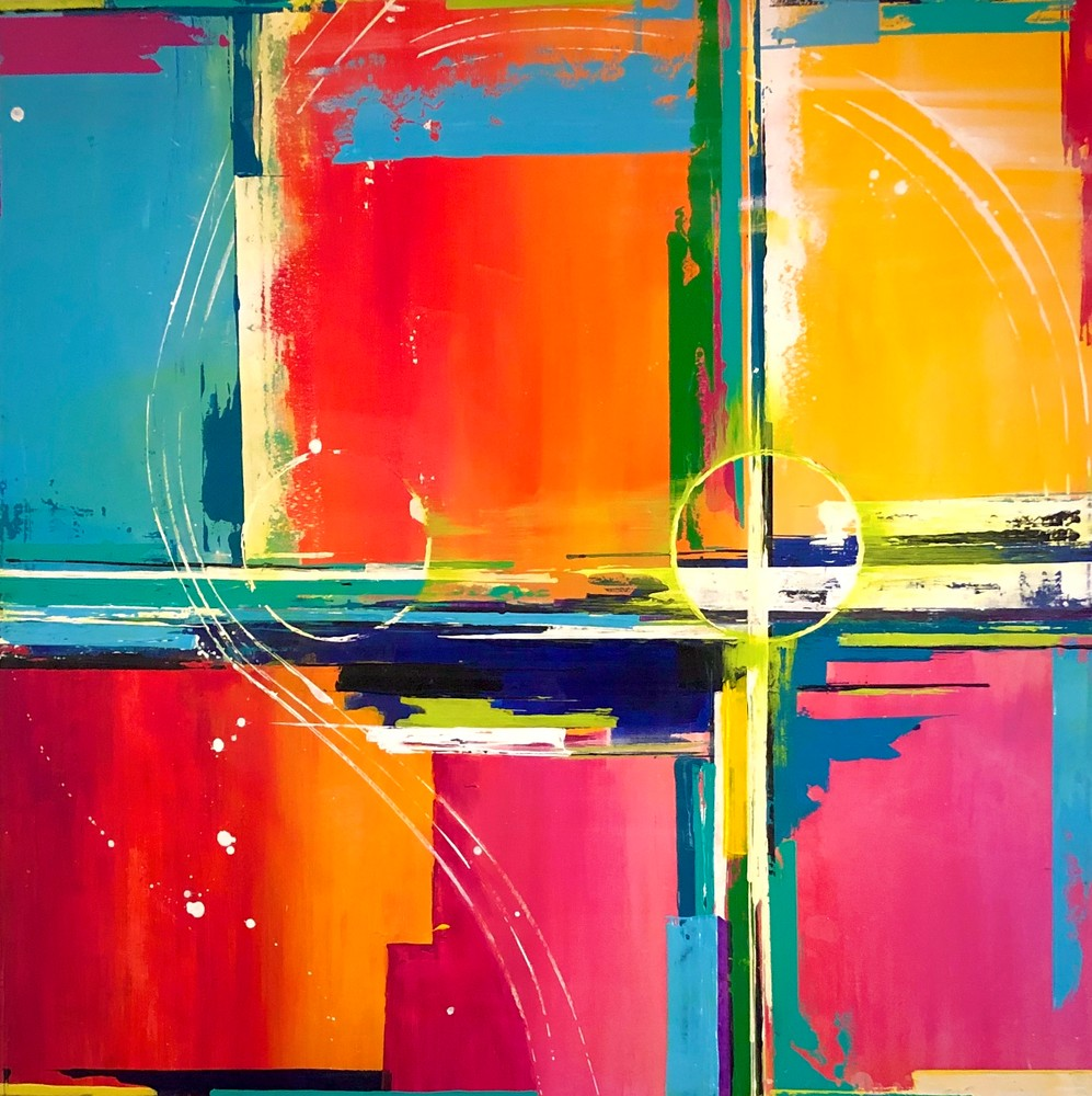 Steppin Out Art | benbonart