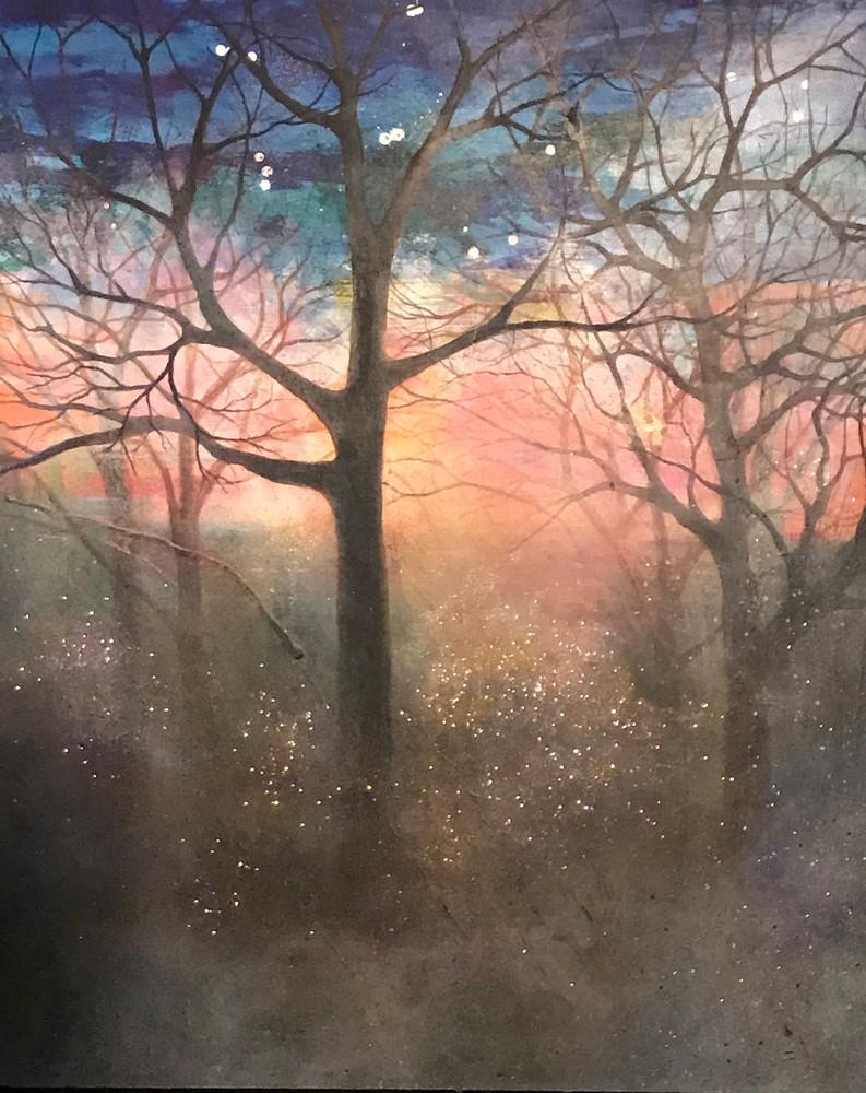 Wilderness Of Light Art   Cindy Bettinger
