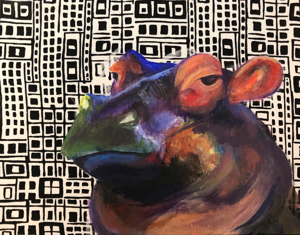 Snarky Hippo