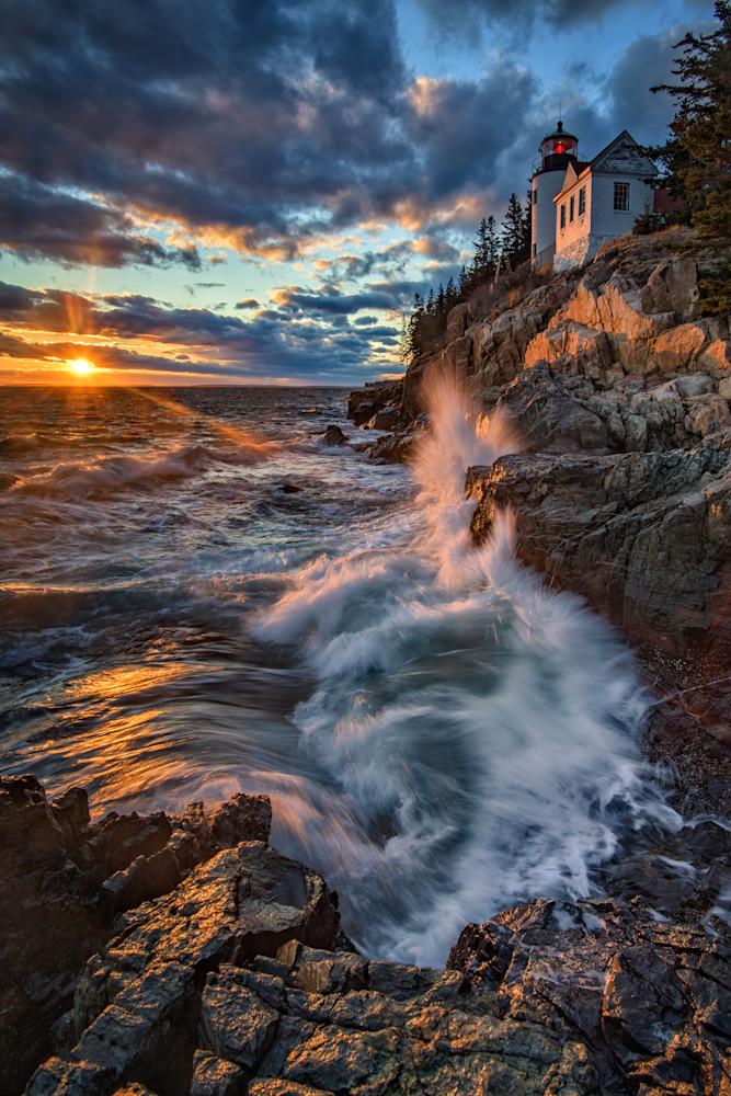 High Tide at Sunset | Shop Photography by Rick Berk