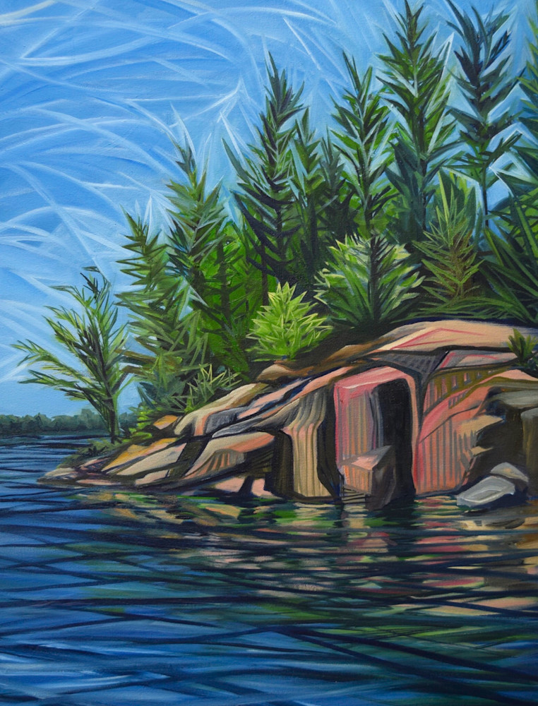 Ode To Muskoka Art | Kristyn Watterworth