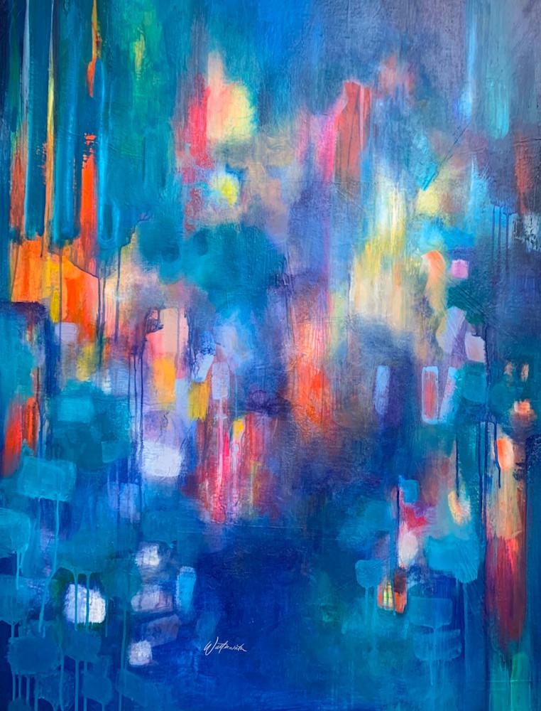 Fervid  Art | Kristyn Watterworth