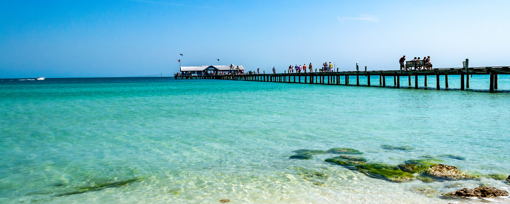 Anna Maria City Pier Photography Art | jimhooverphoto