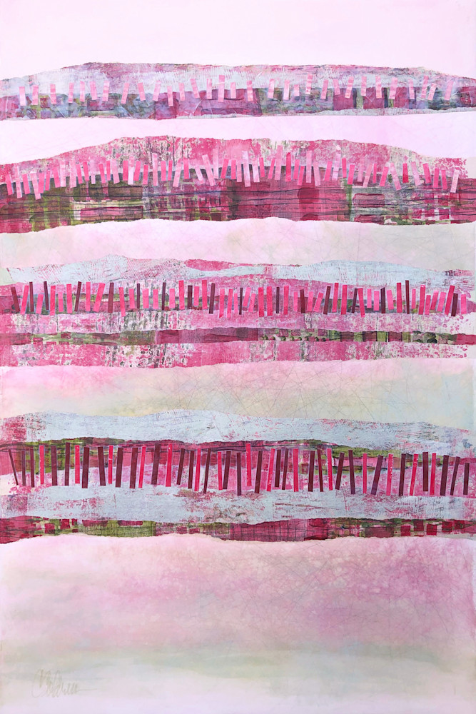 Trees on a Thousand Hills – Original Abstract Painting & Prints   Cynthia Coldren Fine Art