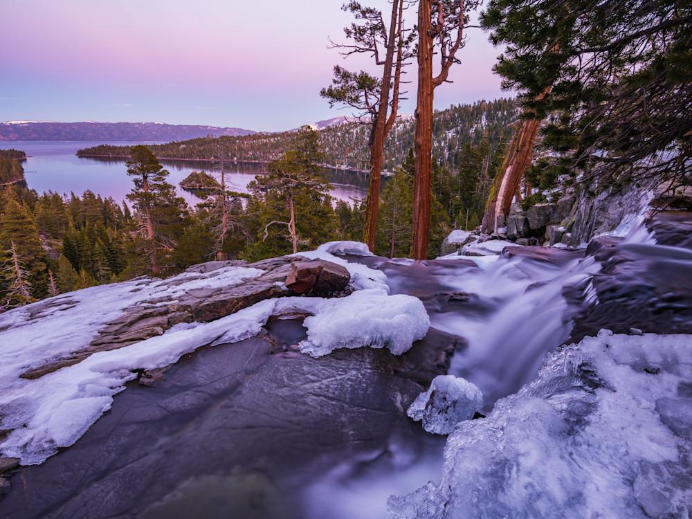 Eagle Falls Sunset