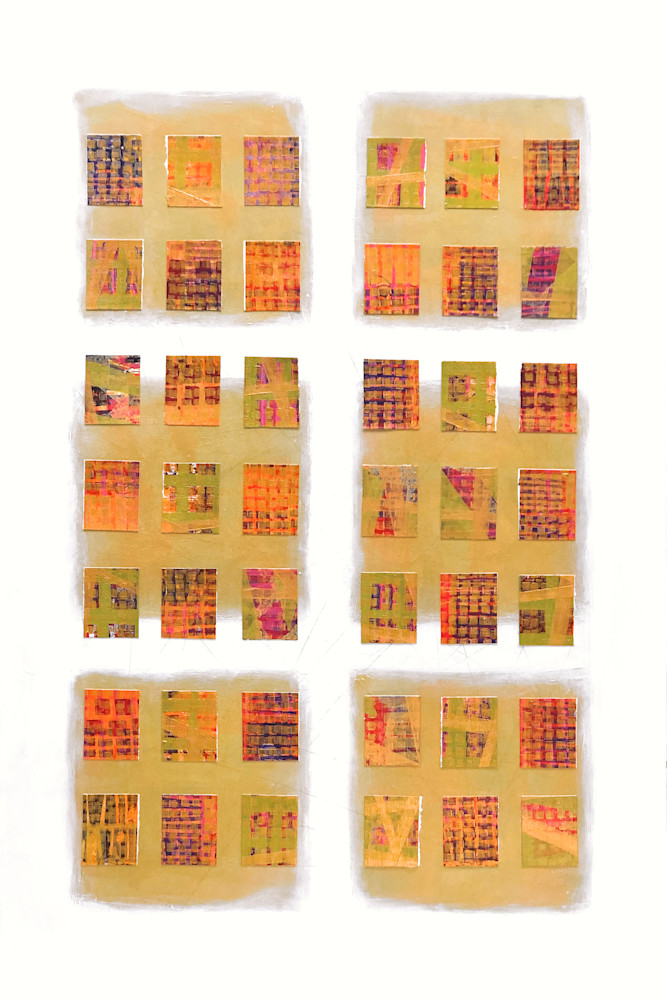 Fortunate Events – Original Abstract Painting & Prints | Cynthia Coldren Fine Art