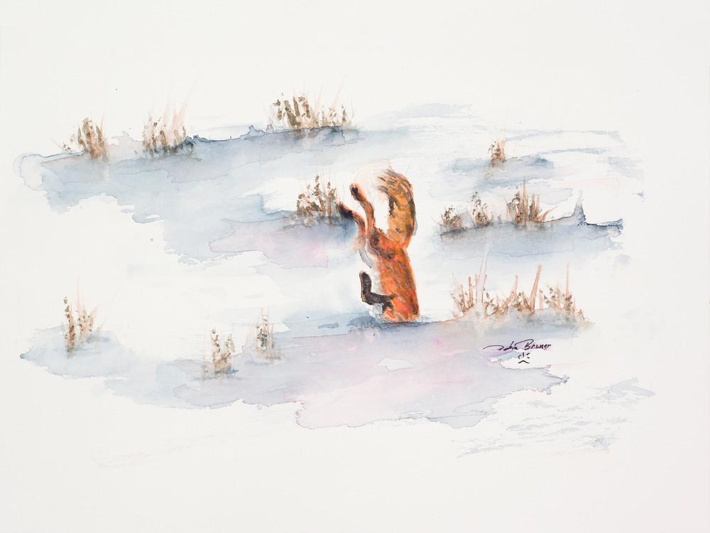 Diving Art | Debra Bruner Studio
