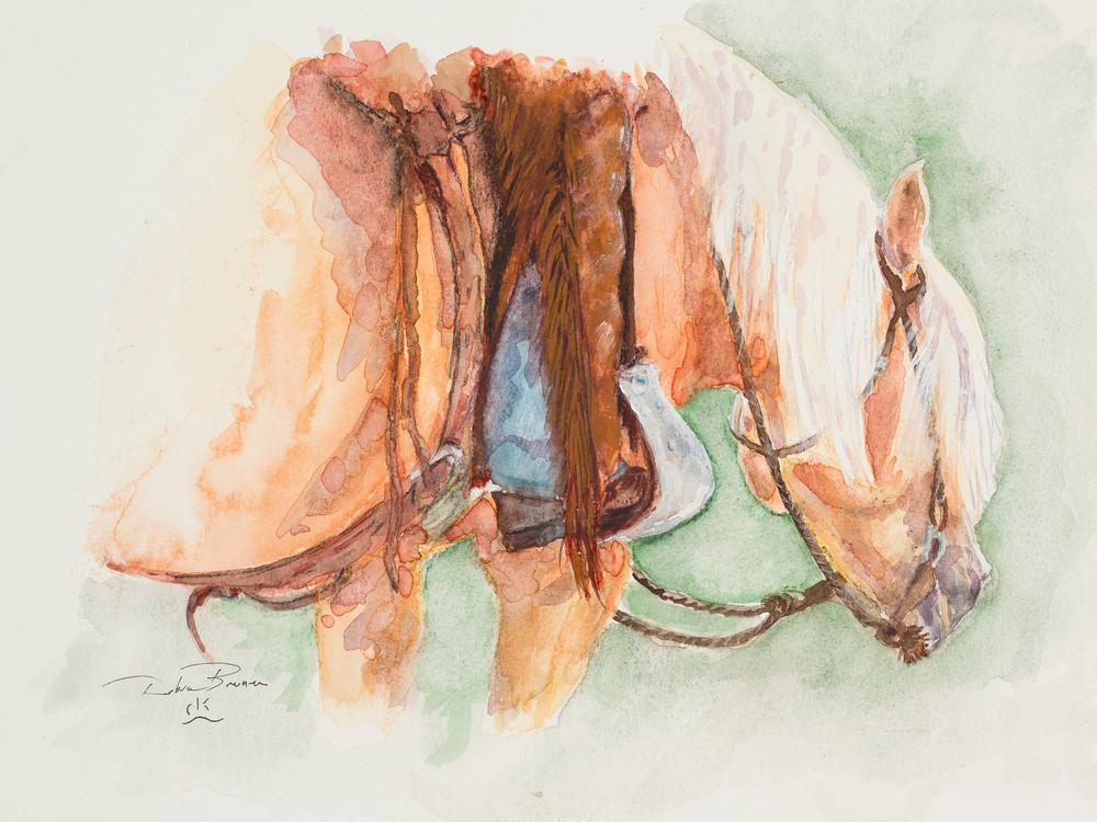 Quiet Reflection Art | Debra Bruner Studio