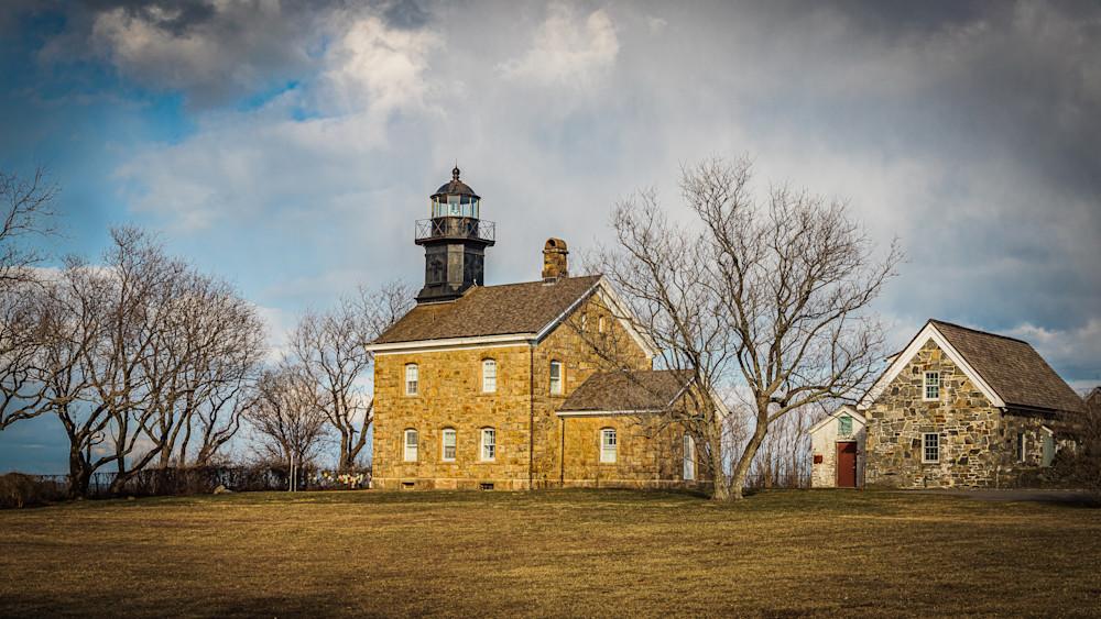 Lighthouse of Long Island photographed by David Arteaga