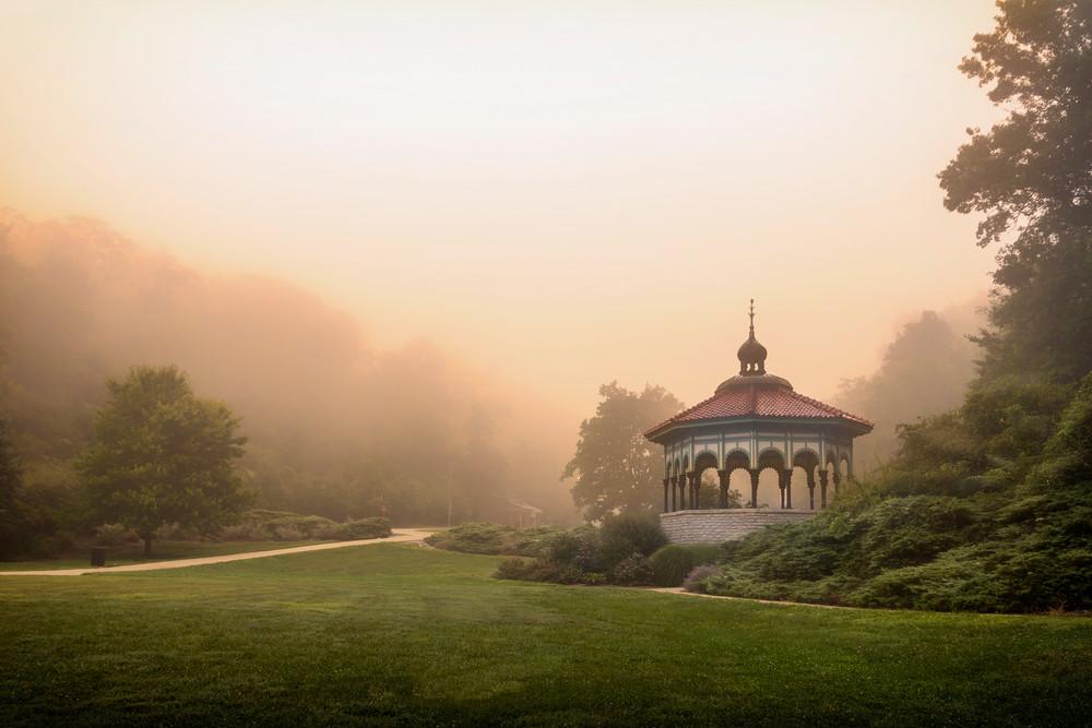 Pergola In The Park Photography Art | Studio 221 Photography