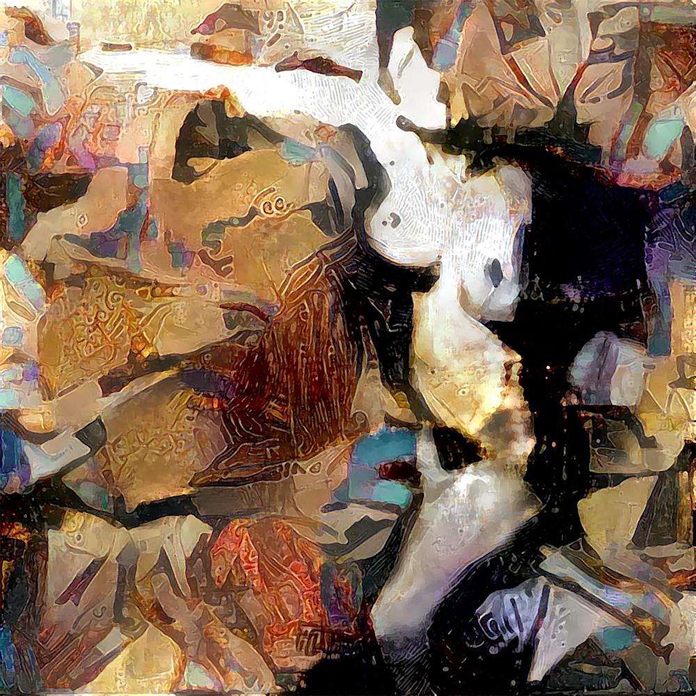 Female Abstract #2 Art   SkotoArt