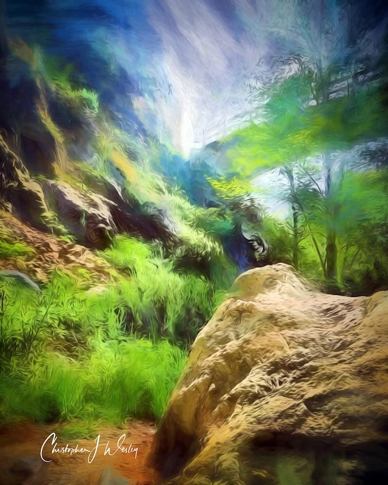 Canyon Mists