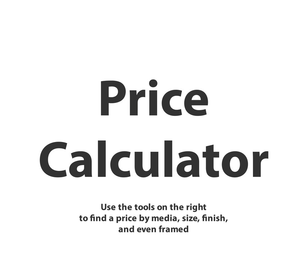Price Calculator Tool Art | Christopher J Wesley's Artistic Agenda