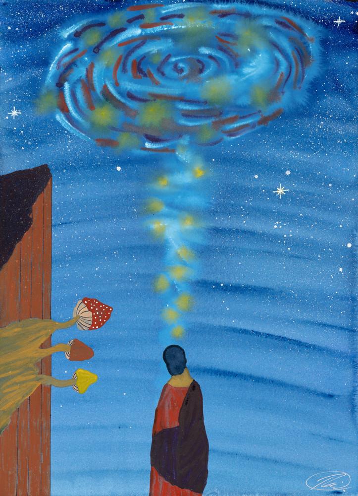 Materialization Of Consciousness Art | Rafa Mariano Art