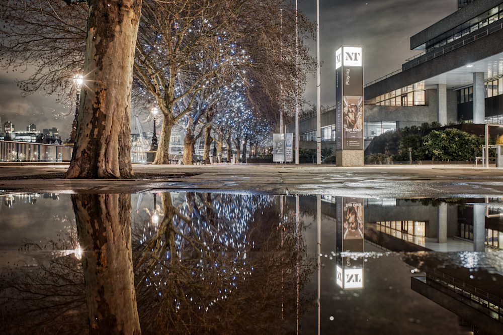 National Puddle Photography Art | Martin Geddes Photography