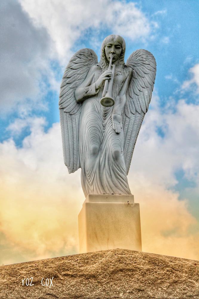 Angel Statue Louis Prima
