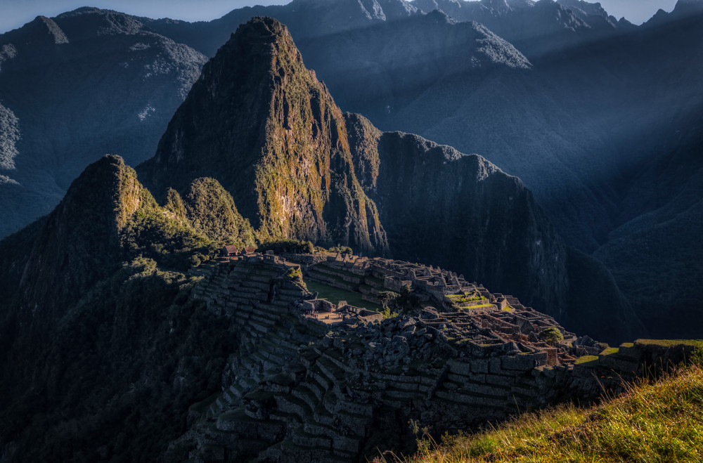 Machu Picchu Sunrise Photography Art | FocusPro Services, Inc.